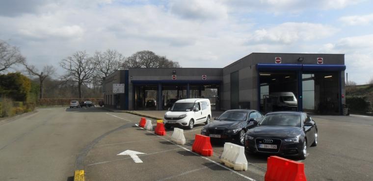 AIBV - Station van Londerzeel